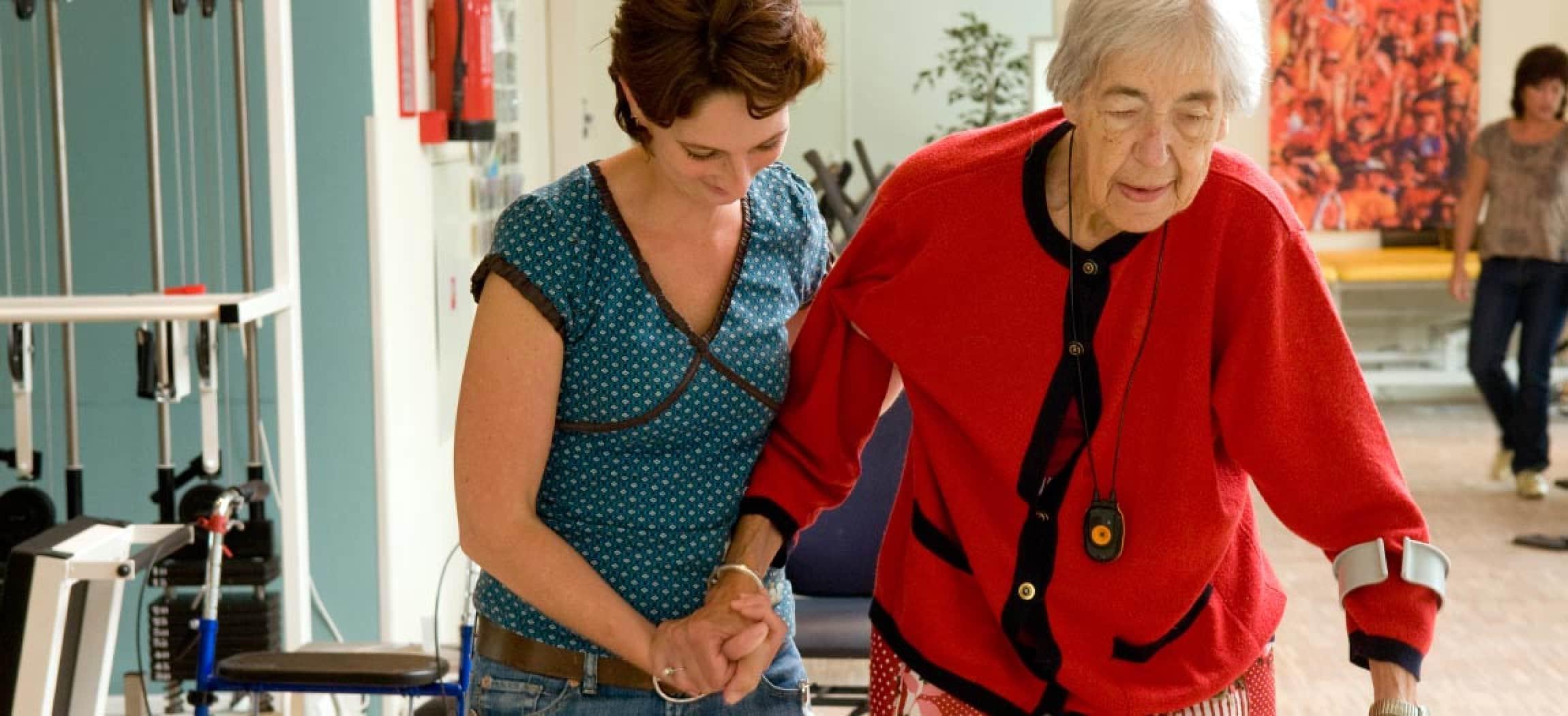 Afbeelding van Revalidatie voor ouderen