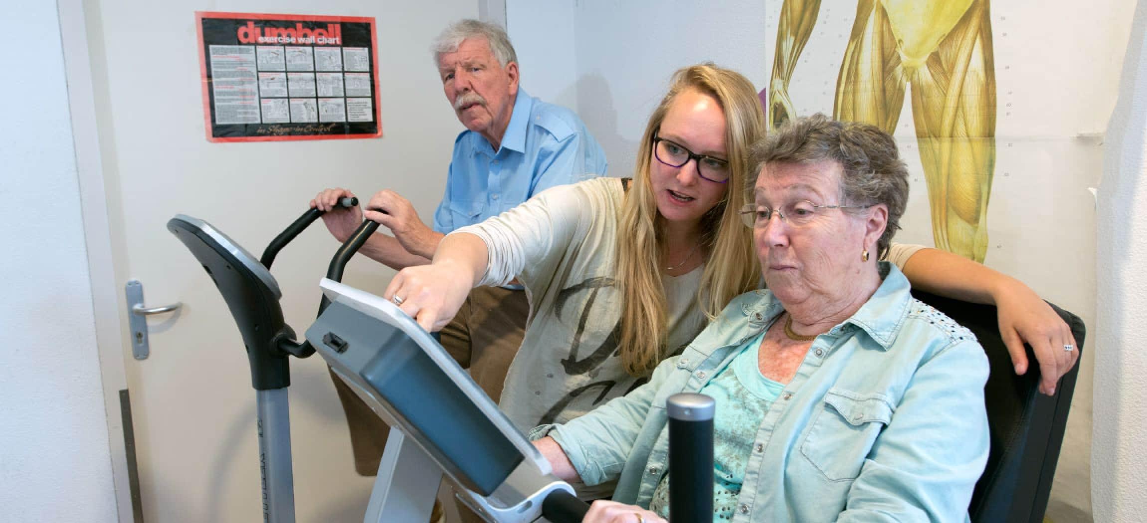 Afbeelding van Behandeling voor ouderen