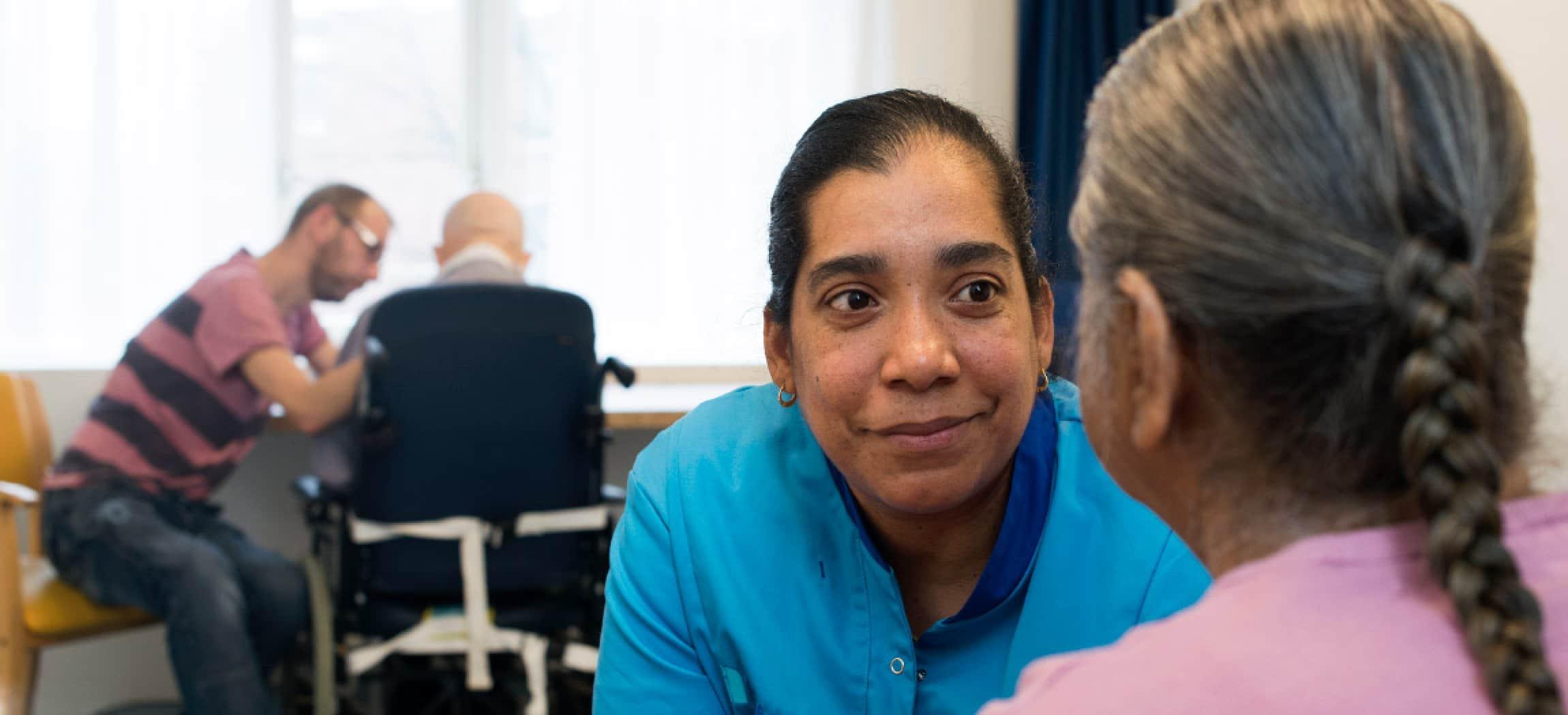 Onderzoek en behandeling van ernstige gedragsproblemen bij dementie