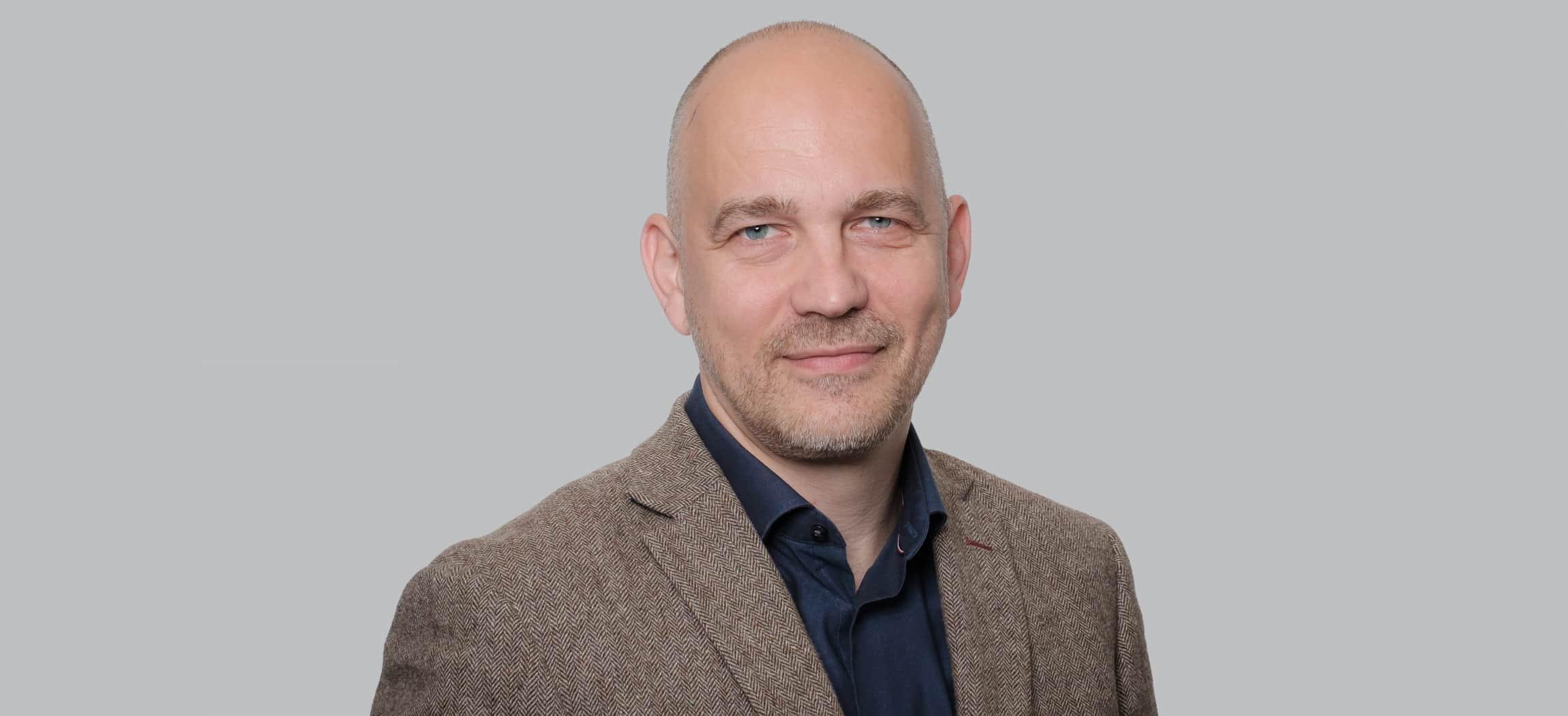Pieter Stenger portret