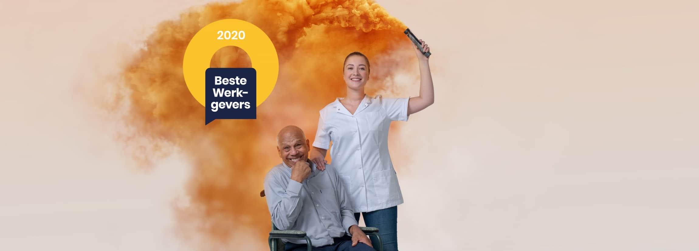 Afbeelding van Amstelring ontvangt keurmerk 'Beste Werkgevers'