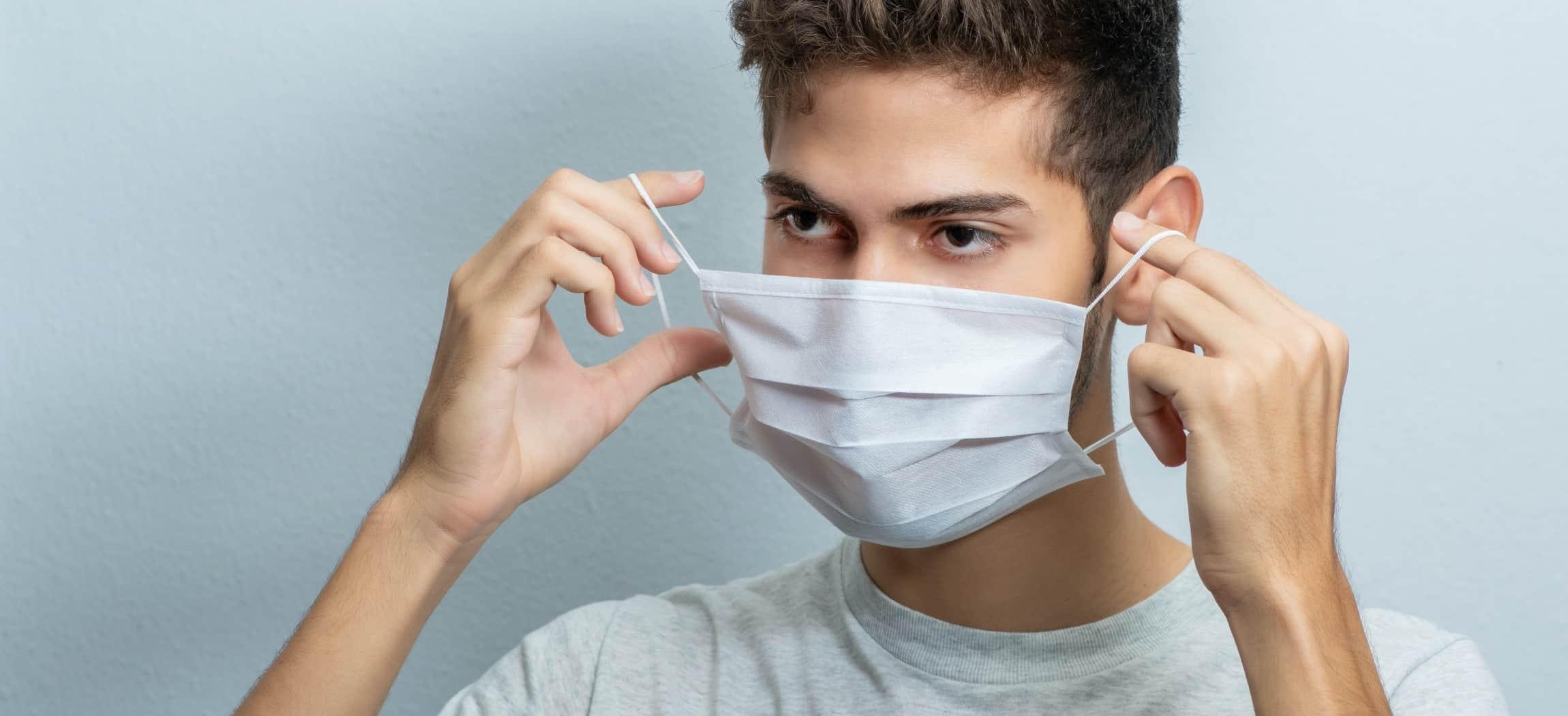 Afbeelding van Tijdelijke herinvoering mondmaskers