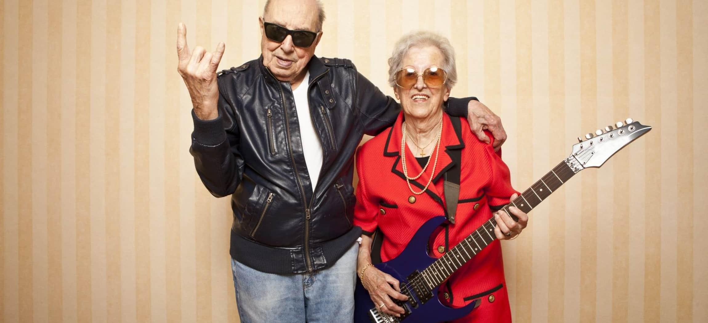 My Generation voor Rock-'n-Roll ouderen